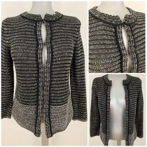 Loft Knit Sweater Jacket